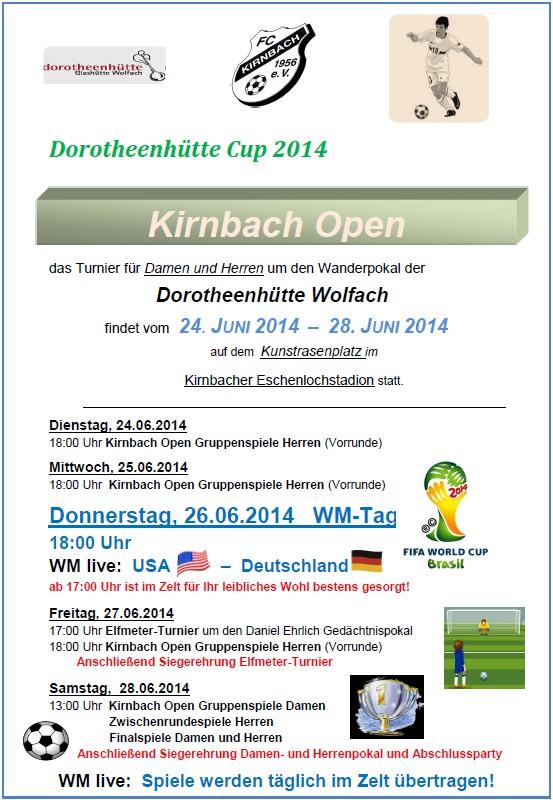 Kirnbach Open 2014